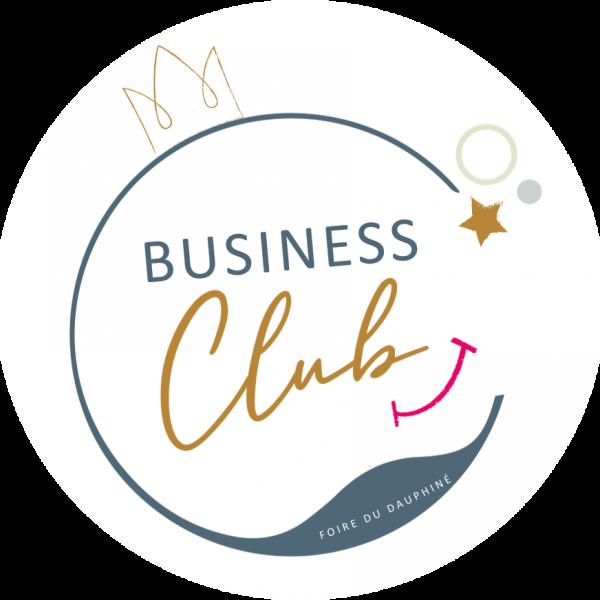 logo business club